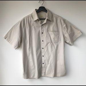 Territory Ahead Short Sleeves Polo Shirt size M